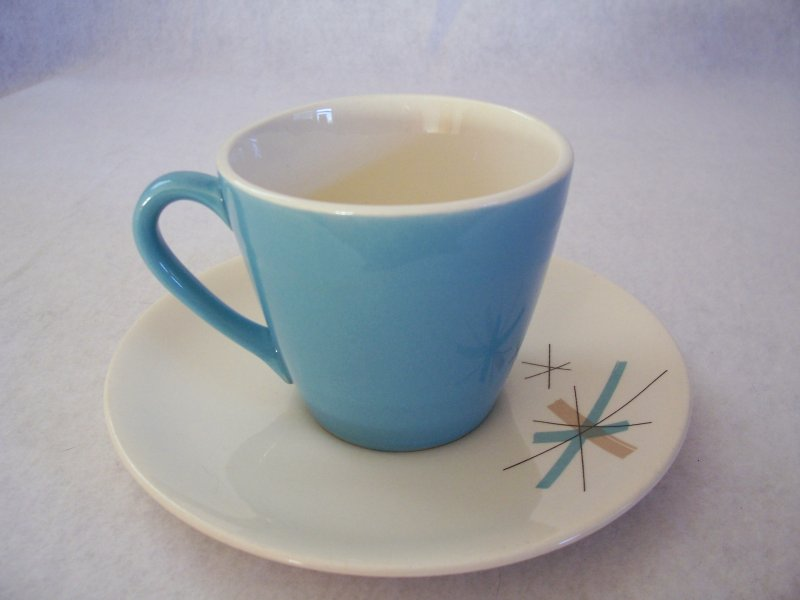 North Star Cup and Saucer