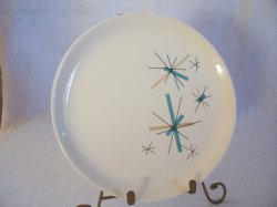 '.North Star Dinner Plate.'