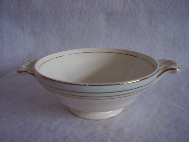 Knowles Lugged Soup Bowls