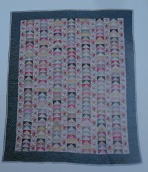 '.Quilt Pattern, Flying Geese.'