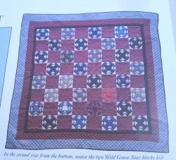 Double T, Quilt Pattern with Actual Size Templates