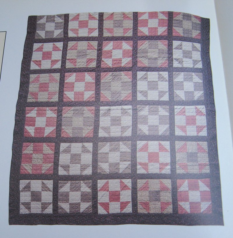 Shoo Fly, Quilt Pattern with Actual Size Templates