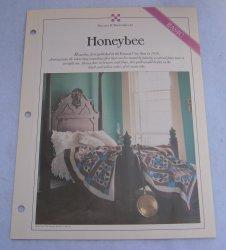 '.Quilt Pattern, Honeybee.'