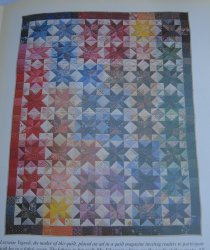 Charm Quilt Pattern with Actual Size Templates