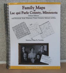 Family Maps of Lac qui Parle County Minnesota