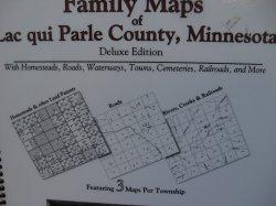 '.Lac qui Parle County Minnesota.'