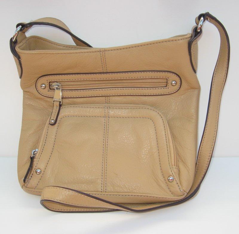 Tignanello Crossbody Bags - Blue Crossbody Bag