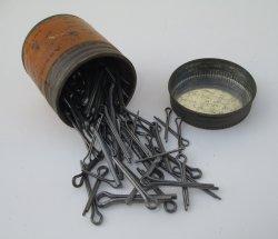 '.Kelkotters Cotter Pins Tin.'