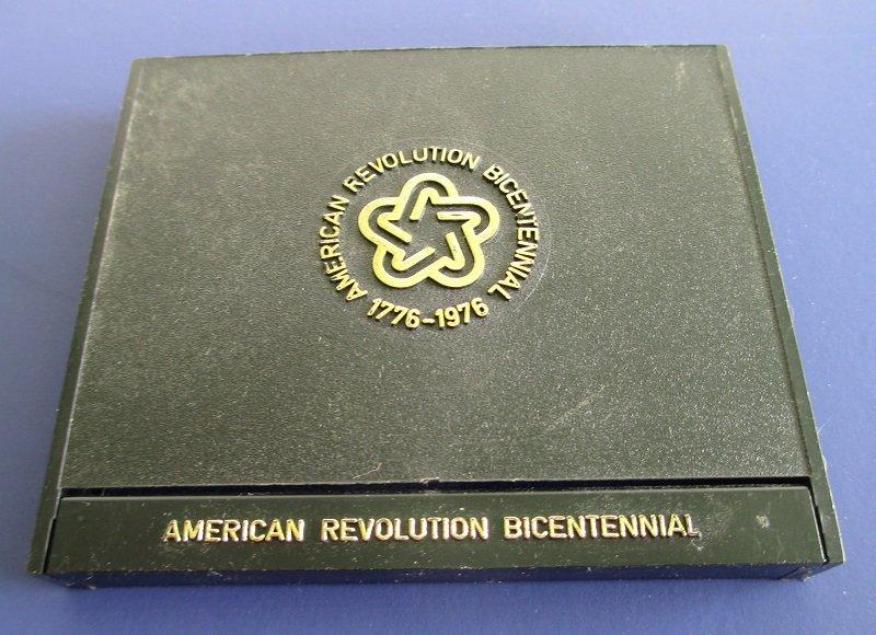 American Revolution Bicentennial Medal, 1972