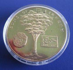 '.American Revolution Medal.'