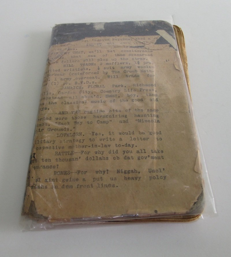 diary of a wwi soldier Visitors will be able to geotag the events of the first world war to find out  precisely where they took place as part of a national army museum.