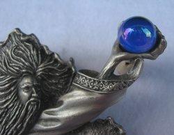 '.JJ Magical Wizard Brooch Orb.'