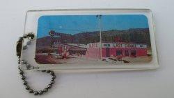 Last Chance Casino Reno 1950s - 60s Photo Key Chain