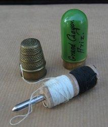 '.Purse sewing kit.'
