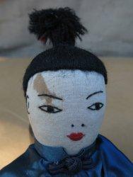 '.Chinese Cloth Dolls.'