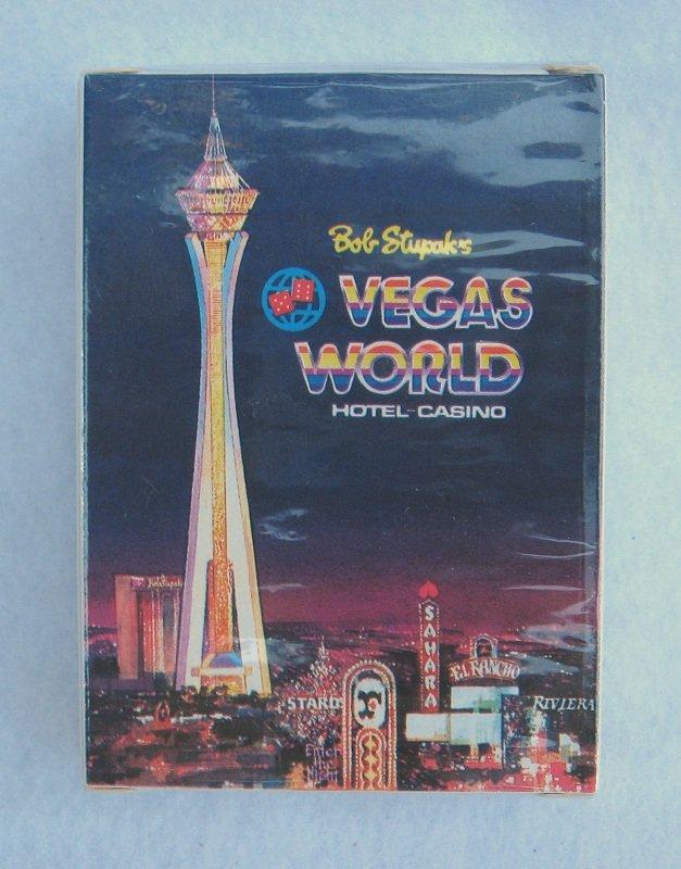bob stupak vegas world casino