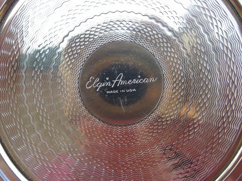 Elgin American Compact, Vintage 1940 - 1950 decade