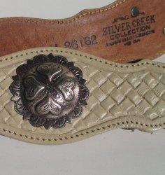 '.Silver Creek 33 inch belt.'