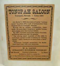'.Tonopah Nevada Saloon.'