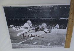 San Francisco 49ers Jerry Rice 11x14 Autographed Press Photo