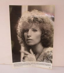 Barbra Streisand, The Main Event, Warner Bros. Photo
