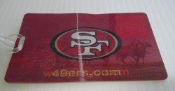 '.Wells Fargo SF 49ers Tag.'