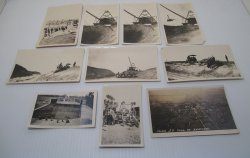 South Dakota Vintage Photos, 10pcs, Sioux Falls Salem Canton