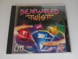 Bejeweled Twist, PC Computer Game, Windows 7, Vista
