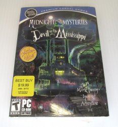 Devil on the Mississippi Hidden Object PC Game
