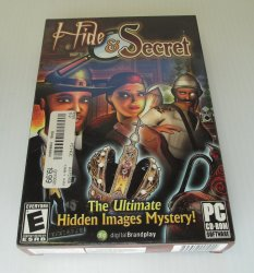 Hide & Secret Find Hidden Object Treasure Mystery PC Game