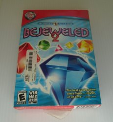 Bejeweled 2, World's Number 1 PC Game Windows Vista XP MAC
