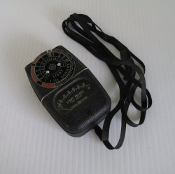 General Electric Exposure Light Meter 8DW58Y4