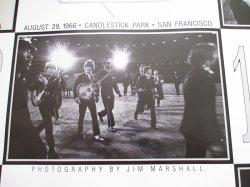 '.Beatles Last Concert Poster.'
