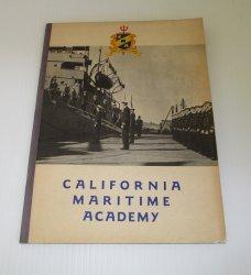 California Maritime Academy 1940s Informational Brochure
