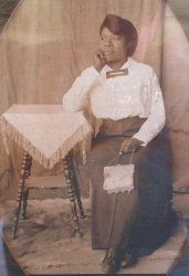 '.Photo of Essie, Black woman.'