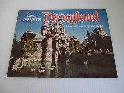 Walt Disney's Disneyland, 1971 Souvenir Pictorial Guide