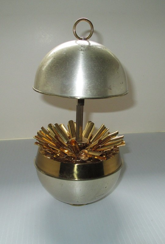 Vintage Cigarette Dispenser Ball Circa 1930 To 1950