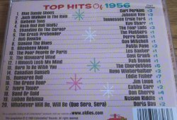 '.Top Hits of the 50s, 4 CD set.'