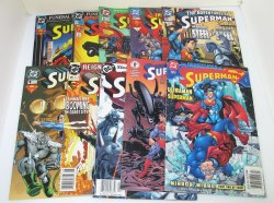 Superman and Supergirl, DC Comics, 10 issues, 1993 - 2005
