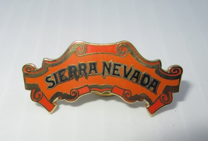 New in package Sierra Nevada Brewing Company lapel or hat pins. Selling in lots of 4 pieces for $1, or all 75 lots for $50. A great deal for resellers.