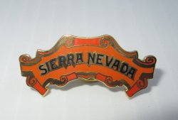 Sierra Nevada Brewing Co. Pins, Lot of 4, 74 lots available