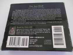 '.Sea Wolf, Jack London Audio.'