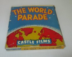 The World Parade, California Picture Book 224, 8mm 1940s