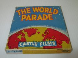 The World Parade, Florida Holiday 239, 8mm, 1940s Castle Films