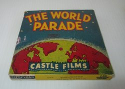 The World Parade, Washington, Nation's Capital, 8mm, 1940s