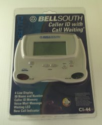 BellSouth Caller ID With Call Waiting, CI-44, Unopened