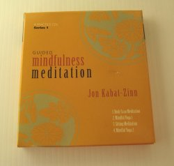 Guided Mindfulness Meditation, 4 CD set, Jon Kabat Zinn