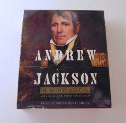 Andrew Jackson, His Life and Times, 7 CD Audio Set