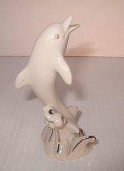 '.Lenox Dolphin, Fine Bone China.'