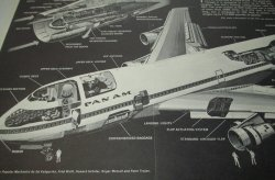'.Pan Am Boeing 747 Diagram.'
